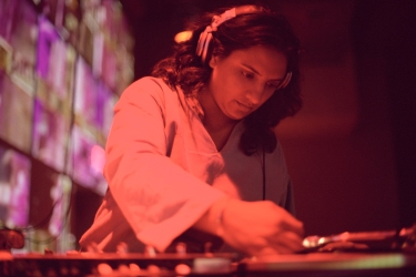 DJ Rekha (Photo Credit Nisha Sondhe)